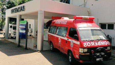 Bomberos Voluntarios están sin móvil de rescate para accidentes de tránsito – Prensa 5