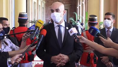 Marzo es la meta para tener la vacuna, dice Mazzoleni