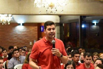 """Santiago Peña: """"es muy temprano para hablar de una candidatura"""" · Radio Monumental 1080 AM"""