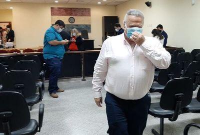 Óscar González Daher y su hijo dan positivo a COVID-19