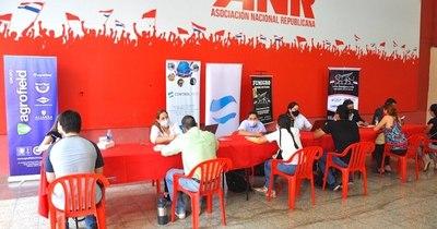 La Nación / ANR prepara feria de empleos en Pilar y Ciudad del Este