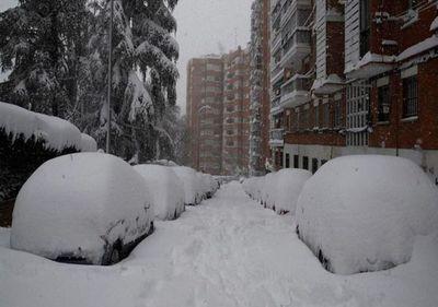 Tormenta de nieve en España: sin reportes de paraguayos afectados