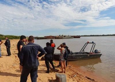 HOY / Buscan a adolescente que desapareció en aguas del Río Paraguay