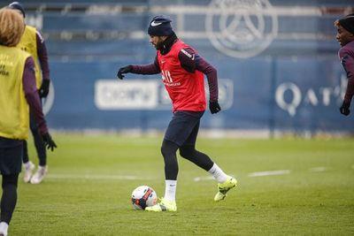Neymar y Kimpembe regresan a las prácticas