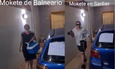 Crónica / (VIDEO) Balneario versus Sanber según Silvia Flores