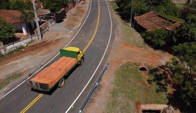 En dos años Marito superó los récords de rutas construidas en otras gestiones