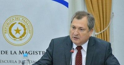 La Nación / Ministros de la Corte van a cuarentena por caso positivo de COVID