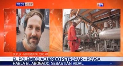 Caso PDVSA: Abogado dice que Paraguay quiso de pagar 50% de deuda