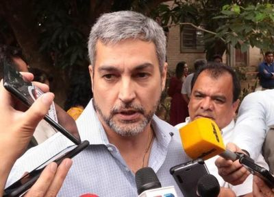 Mario Abdo no hará campaña en las internas, según allegados