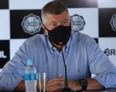 Miguel Brunotte confirma gestiones por Walter González