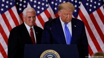 Presentan acusación contra Trump para iniciar juicio político