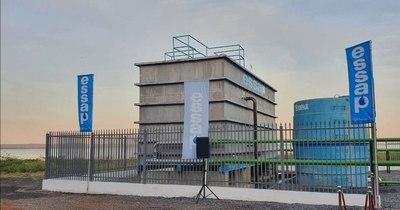 La Nación / Essap inauguró su planta de tratamiento compacta potabilizadora en San Bernardino
