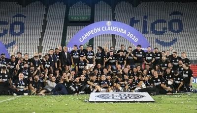 FIFA felicita al Club Olimpia por consagrarse campeón del Clausura