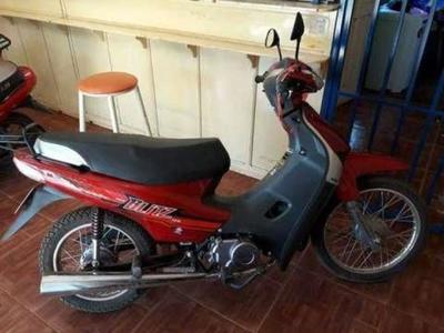 Campo 9; Recuperan motocicleta robada – Prensa 5