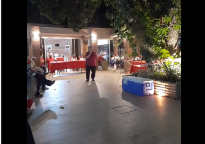 HOY / Denuncian aglomeración de personas en mitin político en Paraguarí
