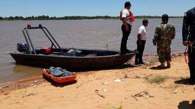 Hallan cadáver de adolescente desaparecido en el río Paraguay