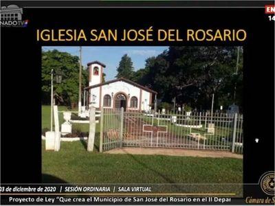 Promulgan creación de San José del Rosario, nuevo distrito de San Pedro