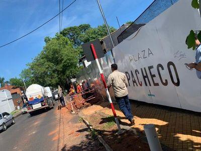 COPACO: llevaría 3 a 4 días de trabajo para normalizar servicios en Villa Morra