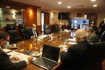 Covid-19: Ministros se aíslan tras un positivo entre los miembros de la Corte Suprema de Justicia