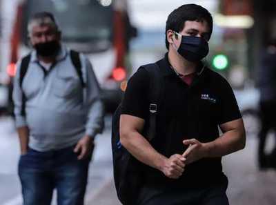 Paraguay confirma otros 802 casos positivos de coronavirus y 15 fallecidos