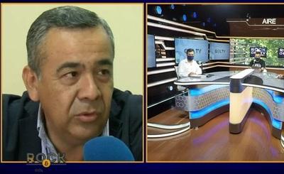Víctor González en comunicación con Rock & Gol TV