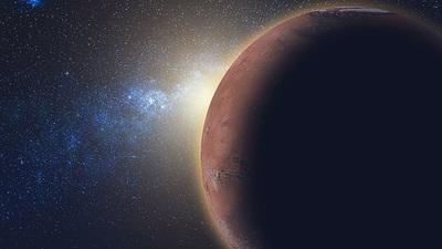 Ciencia: físico afirma que el combustible para cohetes, a base de metano, se puede fabricar en Marte.