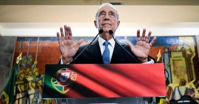 La Nación / Presidente de Portugal da positivo por coronavirus