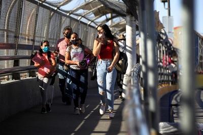 México plantea a EEUU ampliar hasta 21 de febrero cierre fronterizo por covid