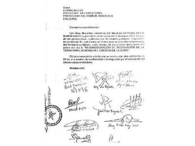 Pulseada en el PLRA por vacancia en el  Consejo de la Dibén
