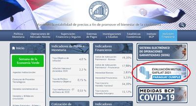 BCP habilita sección especial anti-lavado de activos en su página web