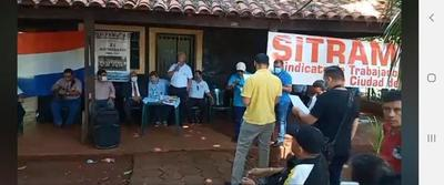 "Sindicalistas de comuna de CDE buscarán ""negociar"" y reducir monto de indemnización"