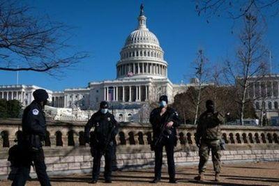 Trump declaró el estado de emergencia en Washington a pocos días de la investidura de Biden
