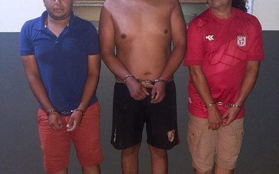 Demoran a tres sujetos que se negaron a bajar volumen de su música, y agredieron a policías – Diario TNPRESS