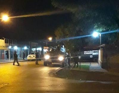 Integrantes del PCC que atacaron sede policial en PJC, fueron abatidos en Ponta Porã