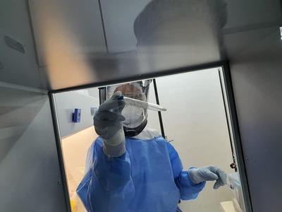 Caótica situación sanitaria en el departamento de Caaguazú por contagios de Covid-19 · Radio Monumental 1080 AM
