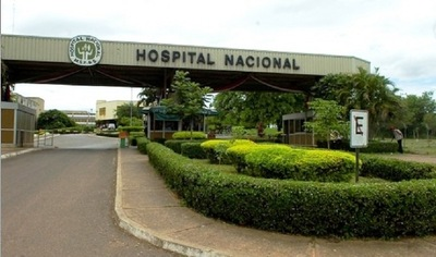 Hospital Nacional, con más ingresos que altas