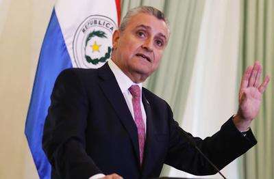 Villamayor vuelve a desmentir a Troconis y reafirma que el mismo estuvo en Paraguay con el abogado Vidal
