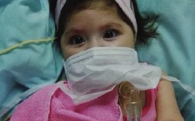 Tras meses de lucha, Bianca recibirá el medicamento muy pronto