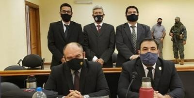 Fiscal destaca condena de 20 años a miembros del EPP