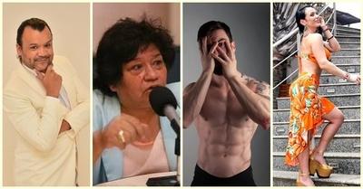 En Epa! TV, los famosos hablaron del aborto, poliamor y la unión civil igualitaria