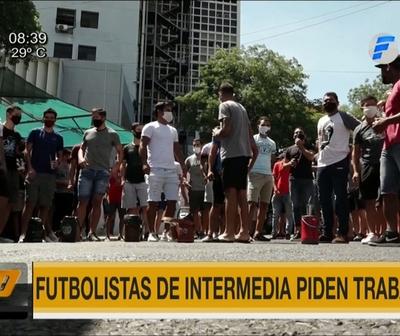 Futbolistas de Intermedia piden retomar actividades en modo Covid