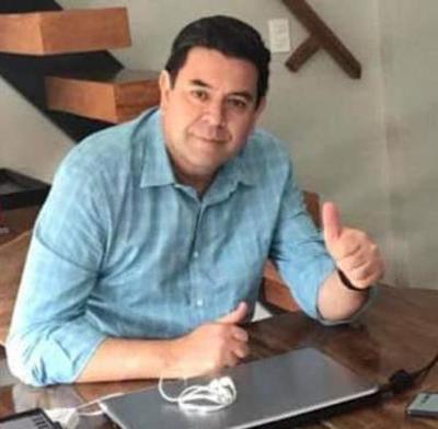 """""""Campaña de Gustavo Cardozo es financiada por Cartes"""", afirman"""
