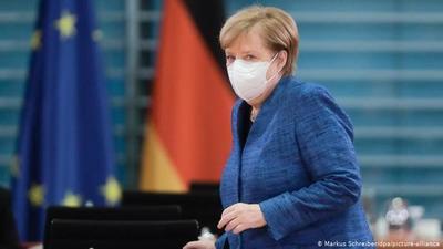 Merkel advirtió que los nuevos contagios pueden multiplicarse por 10