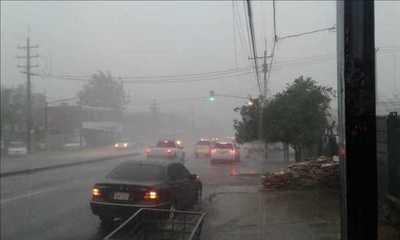 Meteorología pronostica tormentas – Prensa 5