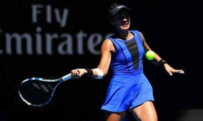 Australian Open: Verónica Cepede cae ante la belga Greet Minnen