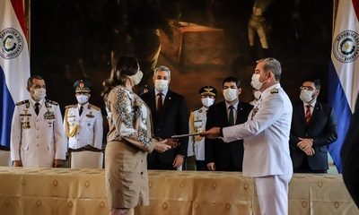 El Parque Nacional Vapor Cué ya es propiedad de la Armada