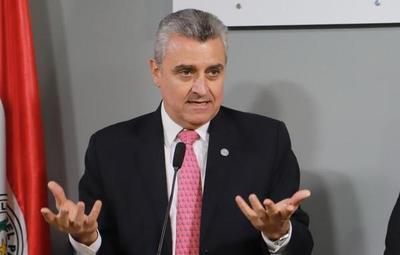 Villamayor designó a defensor de acta bilateral al frente de negociación del Anexo C