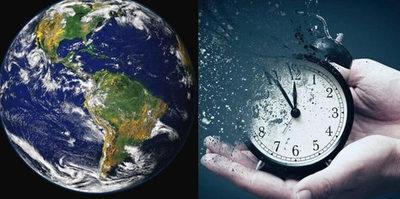 El planeta giró más rápido de lo habitual en el 2020