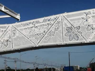 'Eso no es ñandutí, es encaje': Tejedoras de Itauguá critican Puente de la Cultura