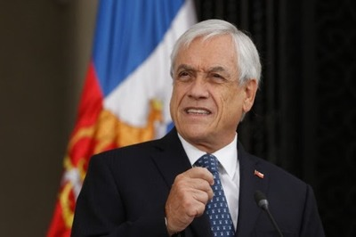 "Presidente de Chile aislado en ""cuarentena preventiva"" por posible contagio de coronavirus"